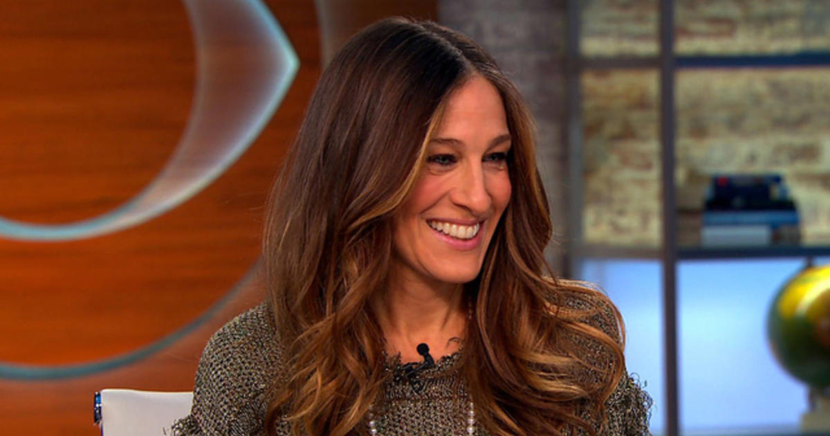 "Sarah Jessica Parker on shoe line: ""I wanted a shoe that I would be proud offering"""