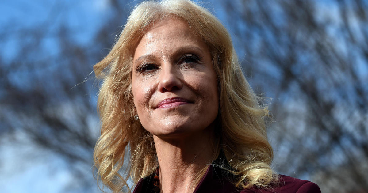 Kellyanne Conway to leave White House to focus on family