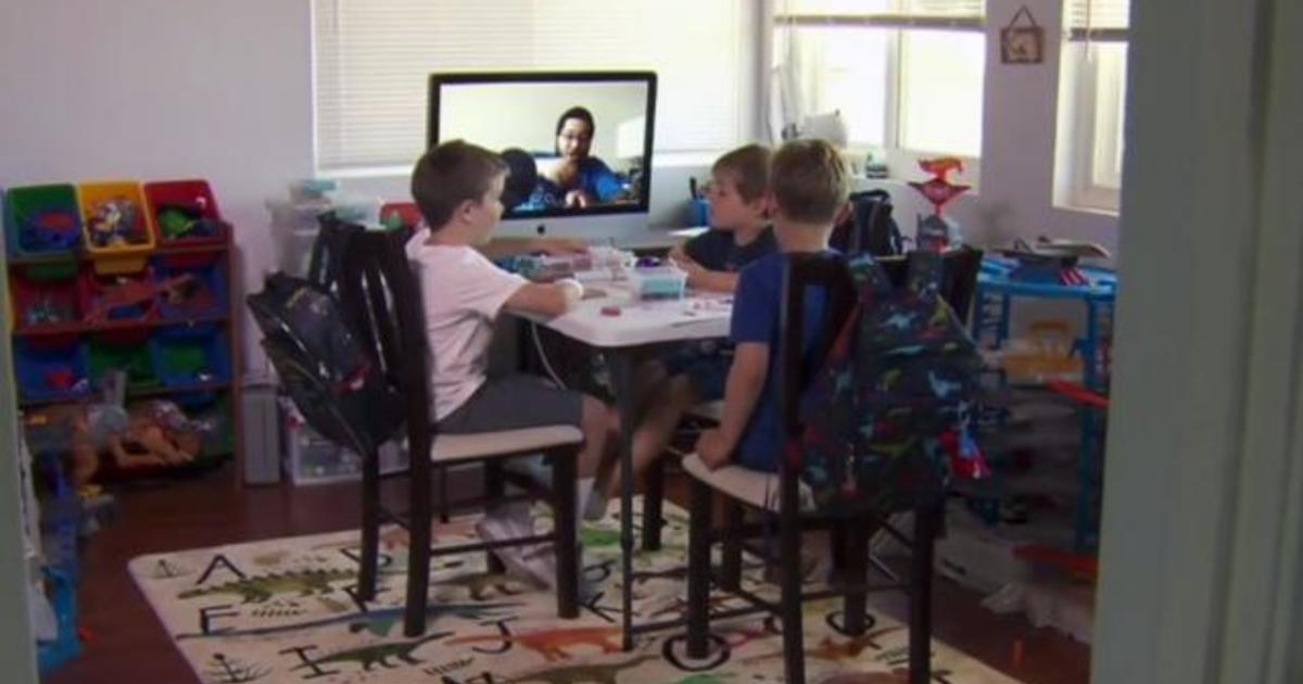 Pandemic learning pods highlight wealth disparity in education