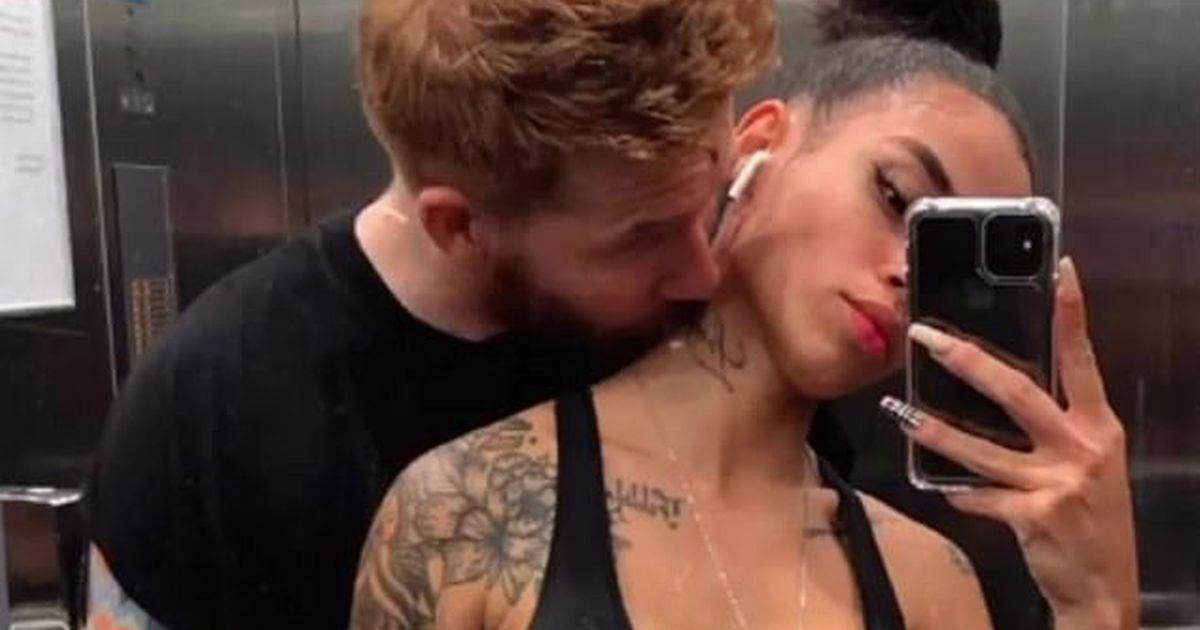Neil Jones 'finds love' with Colombian dancer a year after Katya split