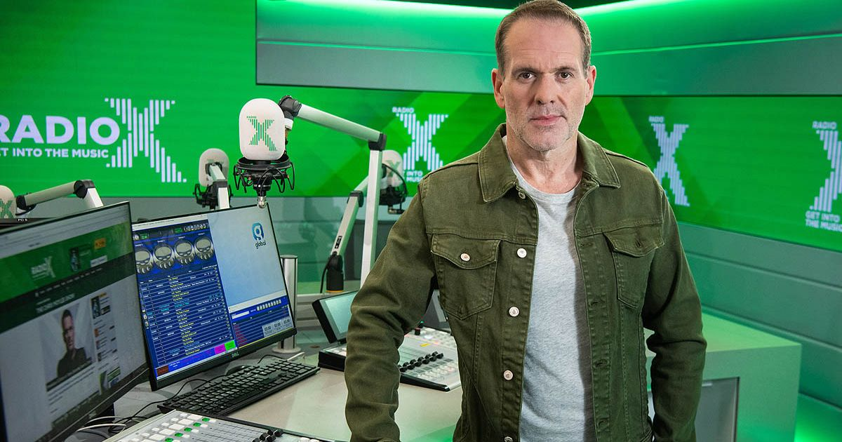 Chris Moyles opens up about his body dysmorphia after losing six stone