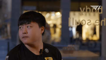 Uzi Could Have Went To Invictus Gaming According To West, Invictus Gaming's Substitute ADC