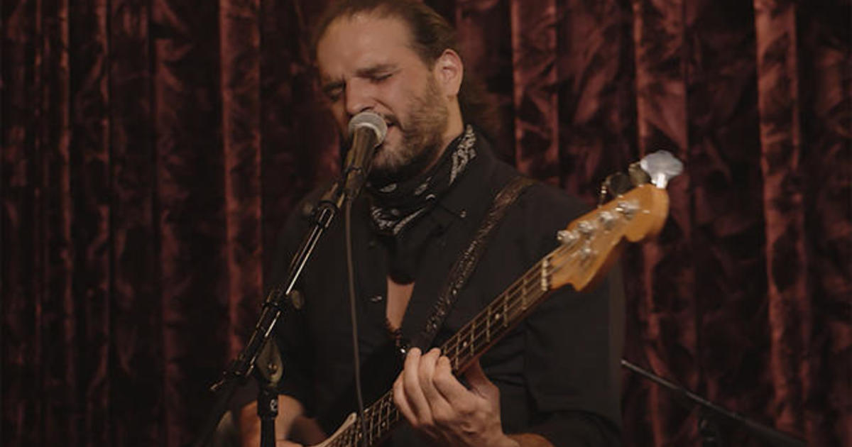 """Saturday Sessions: Cordovas performs """"This Town's A Drag"""""""