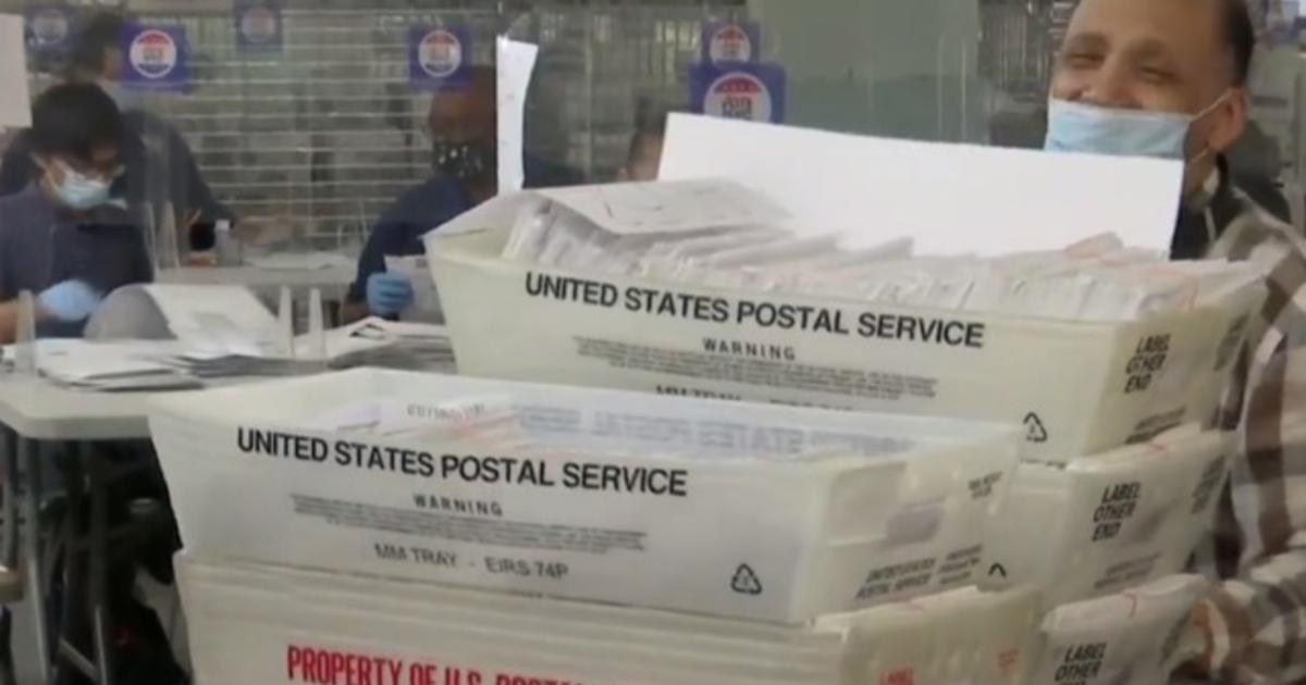 With more mail-in ballots, officials urge patience on election night
