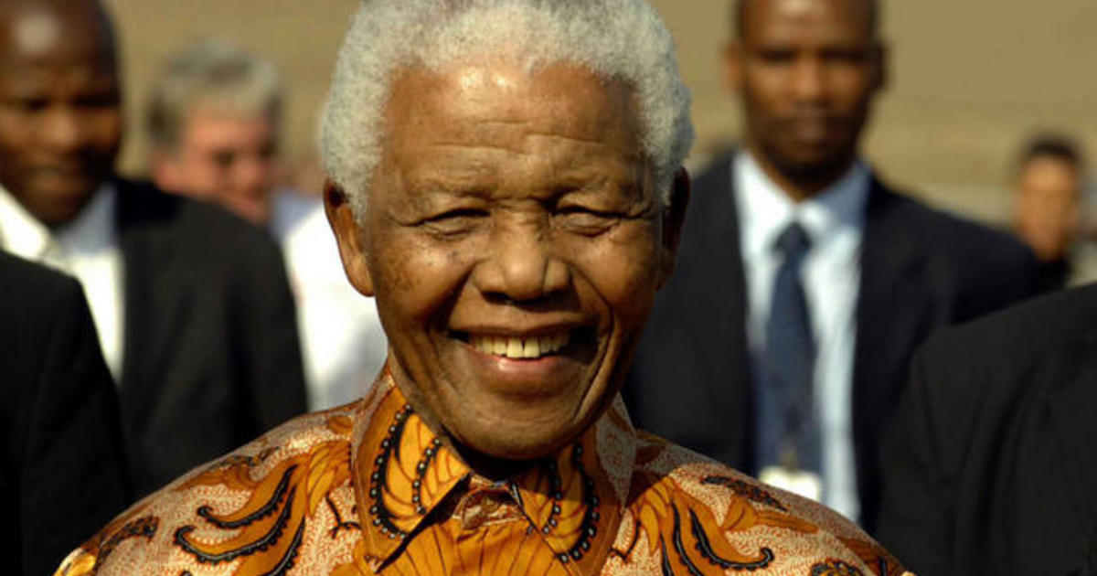 Special Report: World says goodbye to Nelson Mandela