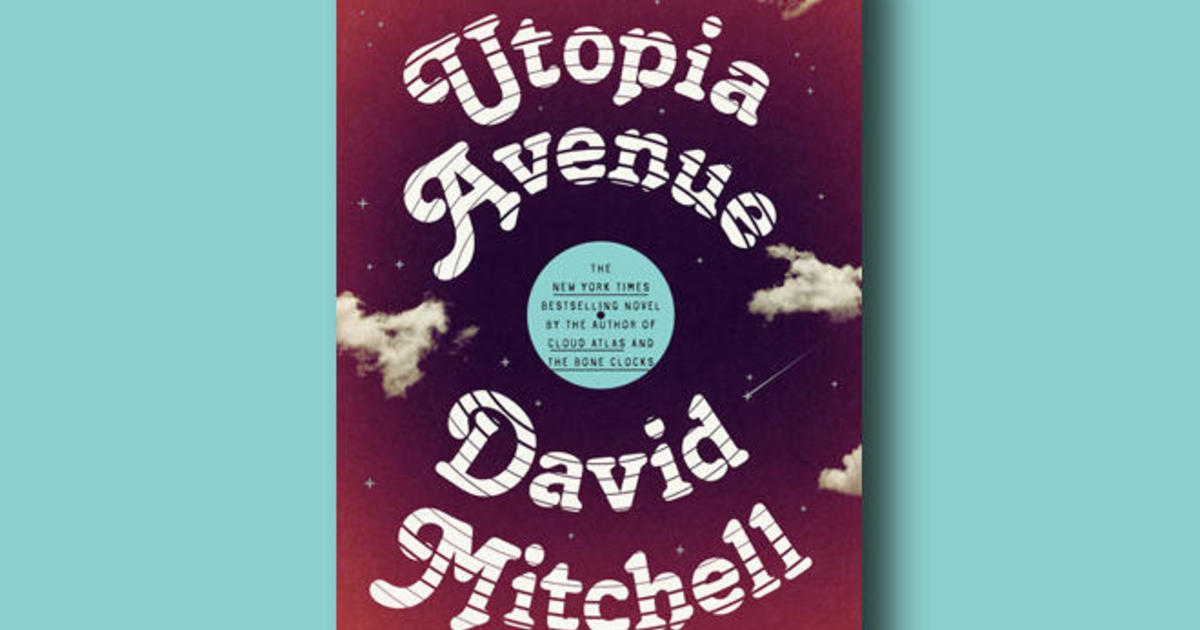 "Book excerpt: ""Utopia Avenue"" by David Mitchell"