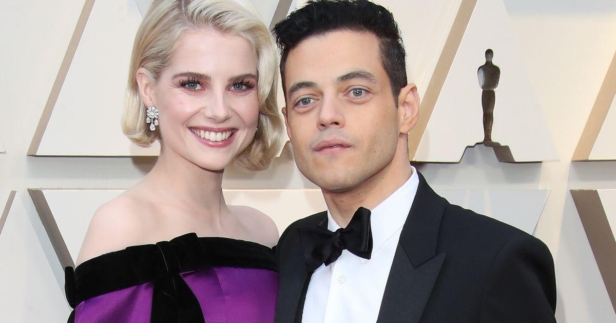 Rami Malek 'moving to London to start family with girlfriend Lucy Boynton'