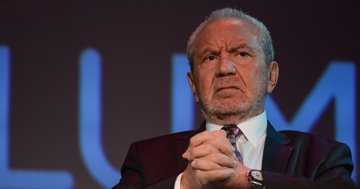 Alan Sugar sparks racism row with tweet about Ian wright's suit being 'too dark'