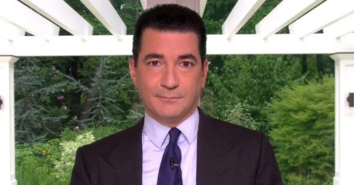 """Gottlieb warns """"It's going to be hard to keep the virus out"""""""