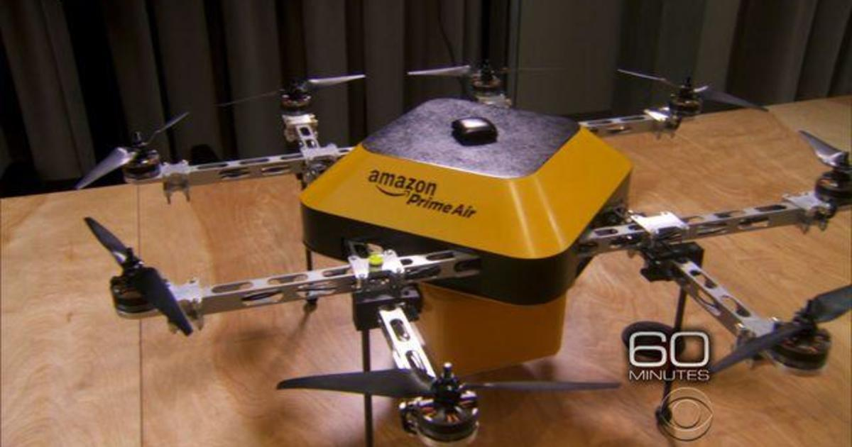 How soon can you expect drone deliveries?