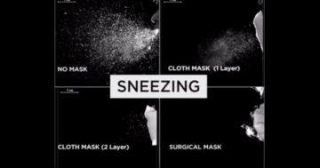 Study shows multi-layer face masks work better to stop coronavirus