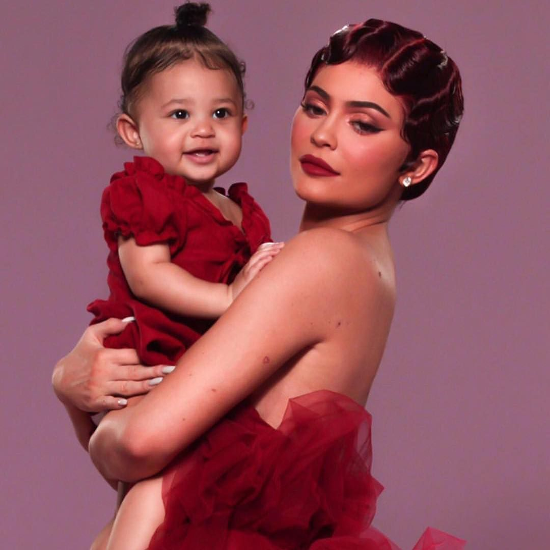 KUWTK: Stormi Webster Tells Kylie Jenner 'I Love You, Mommy' In Adorable New Video!