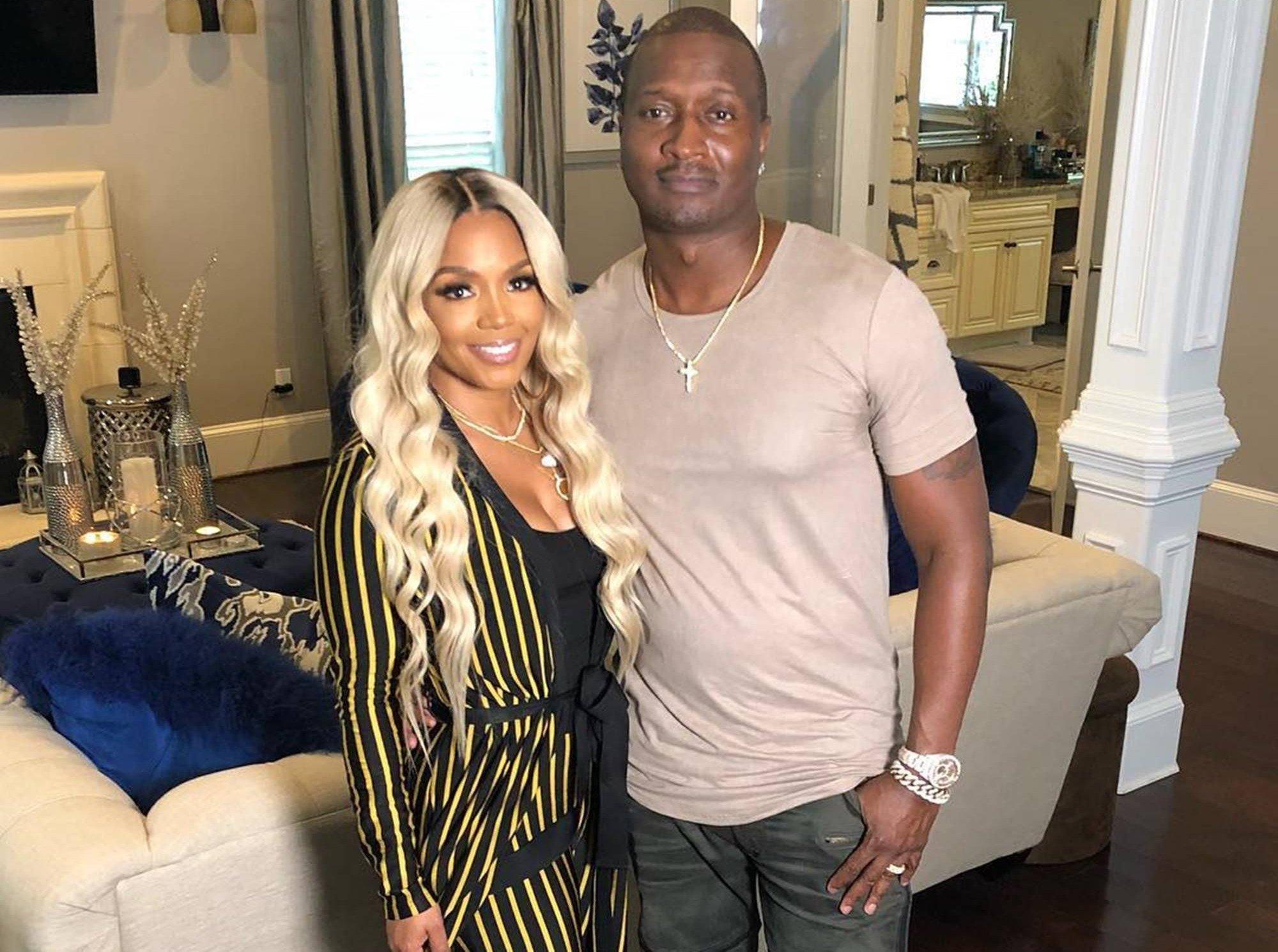 Rasheeda Frost Shows Off Her Summer Platinum Bob – See Her Favorite Hairdo