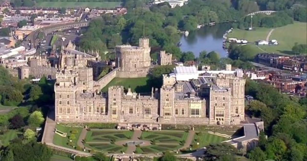 U.K.'s Windsor Castle gardens temporarily open to the public