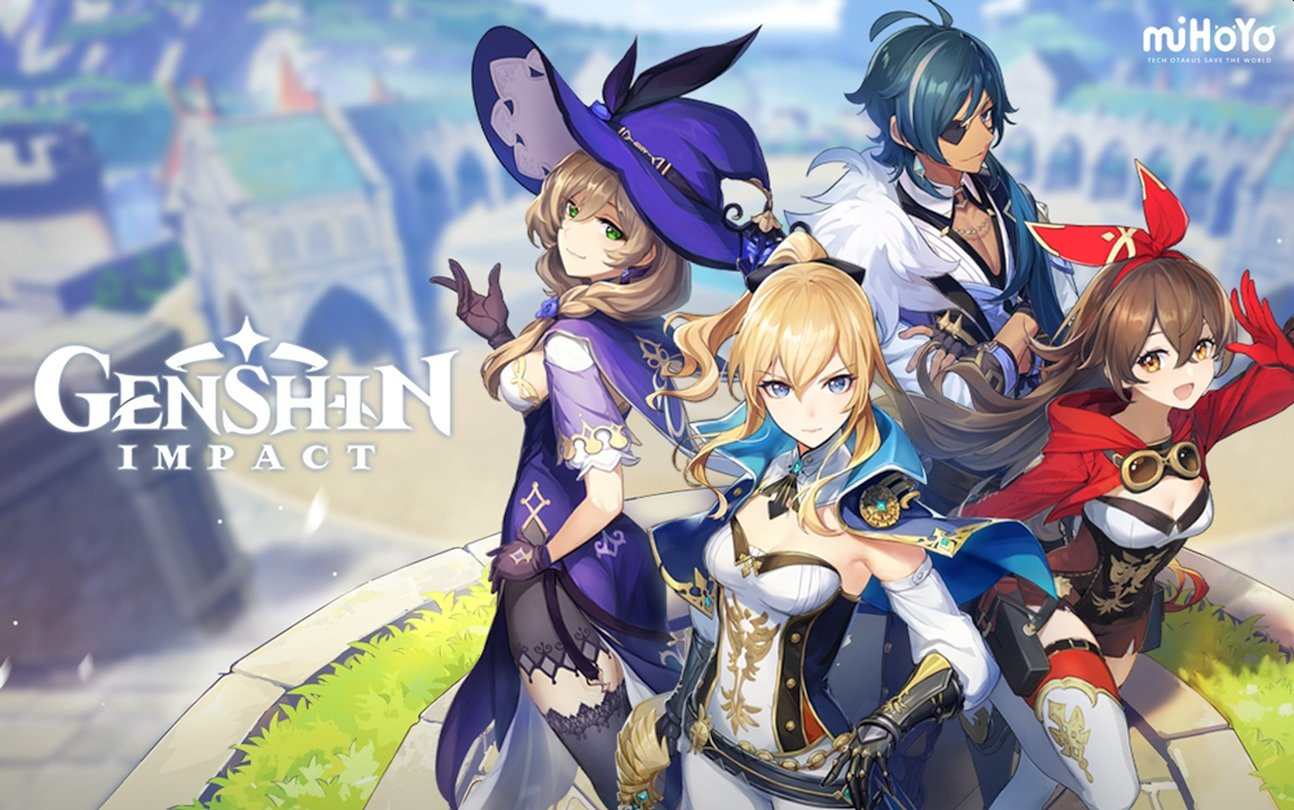 Open-World MMORPG Genshin Impact Release Window Announced For PC And Mobile