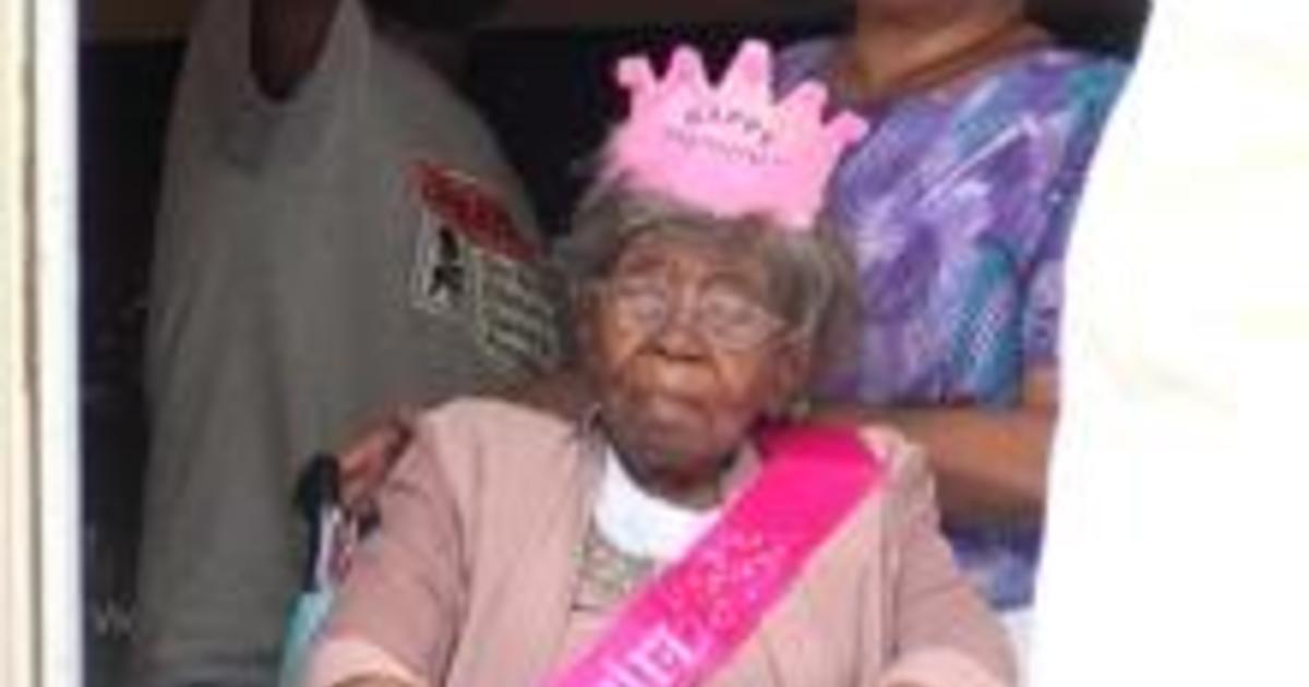 Oldest living American celebrates birthday