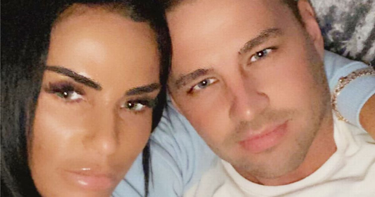 Katie Price's boyfriend Carl Woods hits back at 'w****r' troll in fiery spat