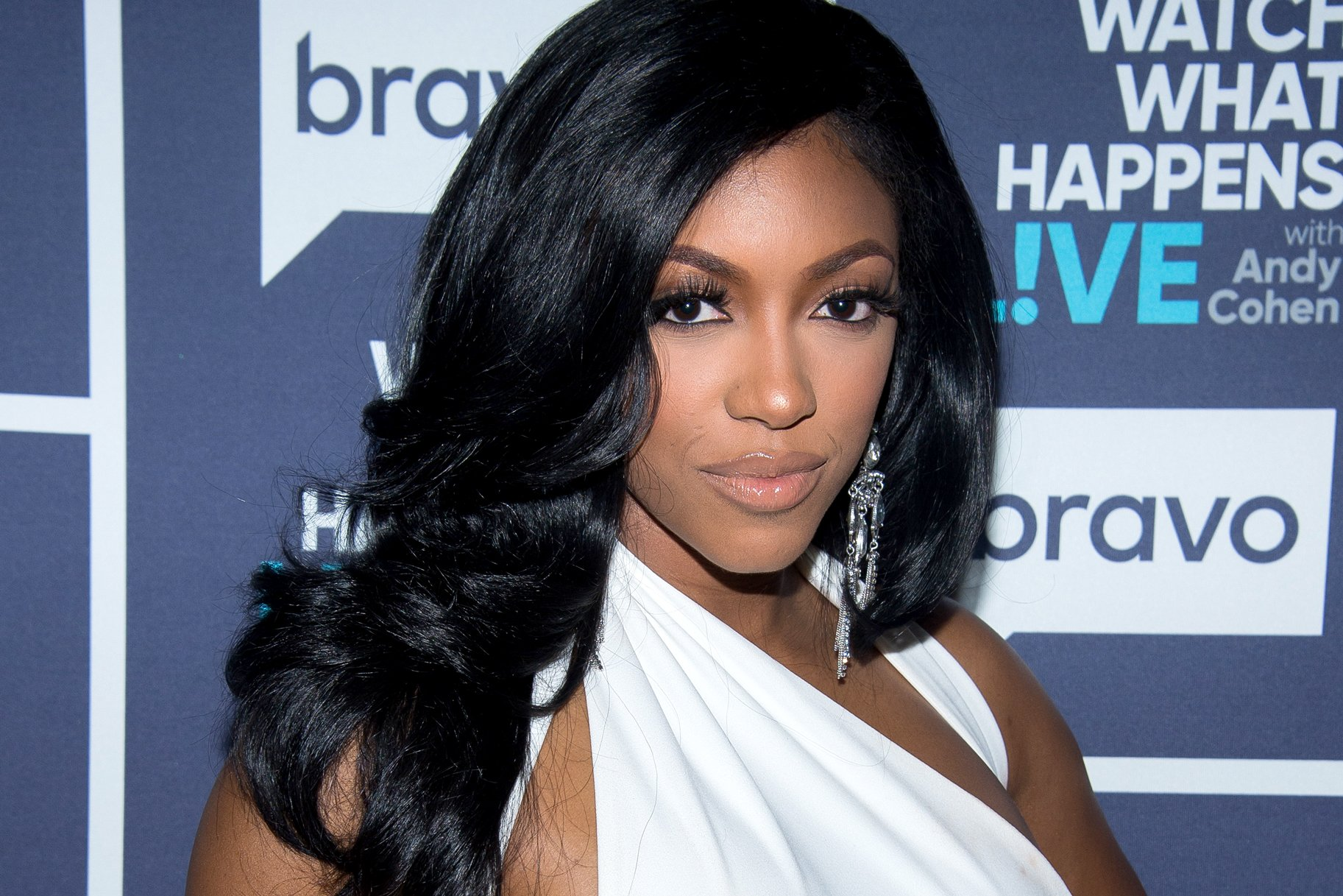 Porsha Williams Shares Her Favorite Product From Her 'Pampered By Porsha' Line