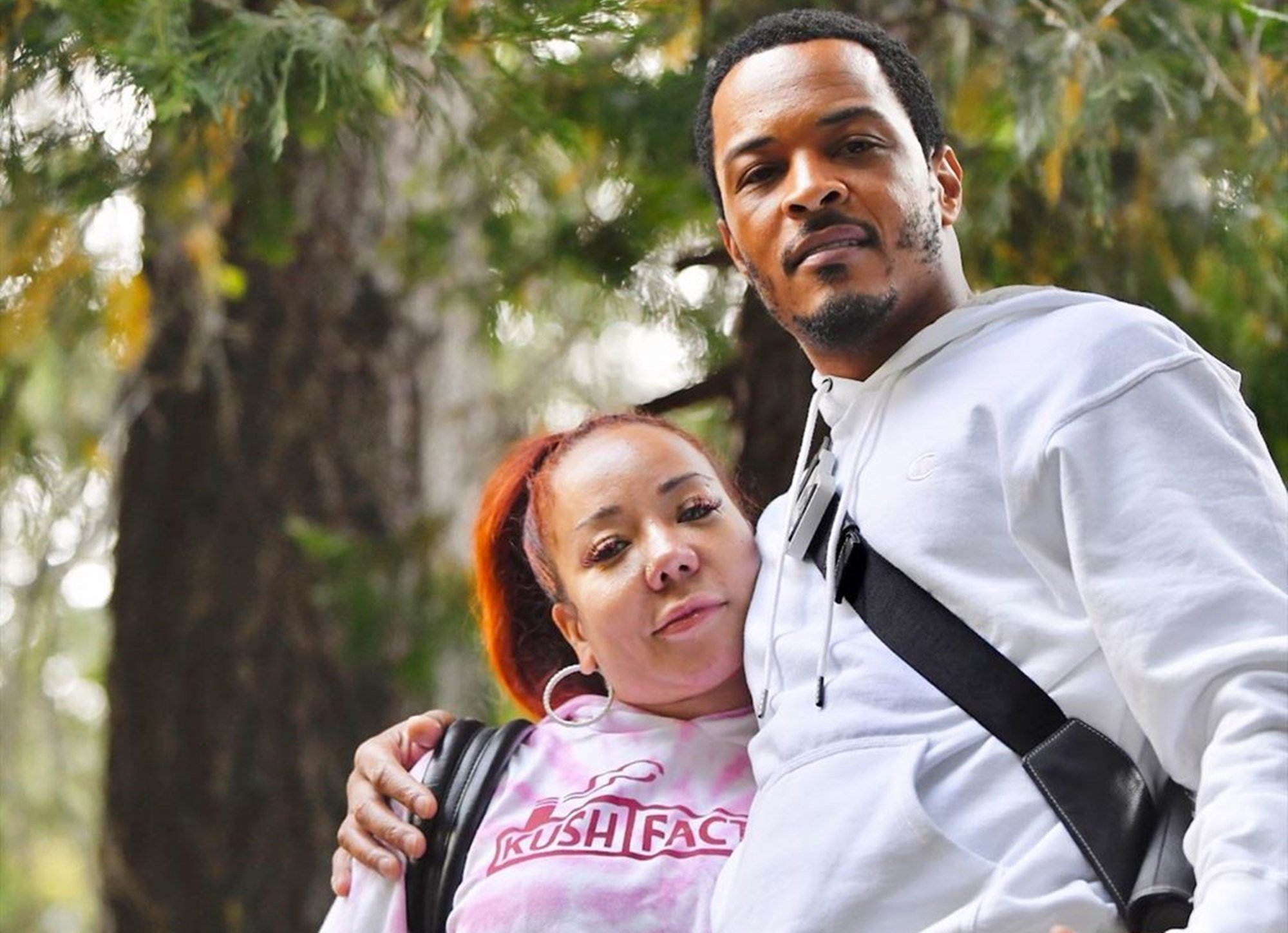 T.I. Showers Tiny Harris With Roses In Sweet Video That Melted Supporters' Hearts
