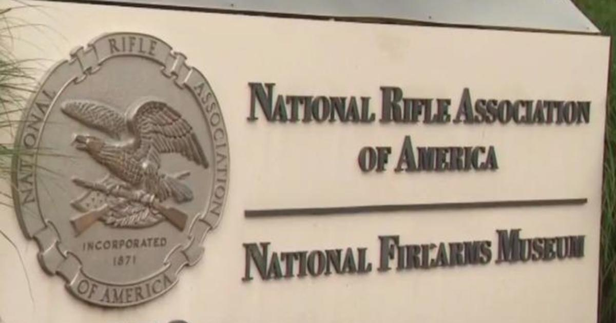 """New York AG files lawsuit to dissolve NRA for """"fraud and abuse"""""""