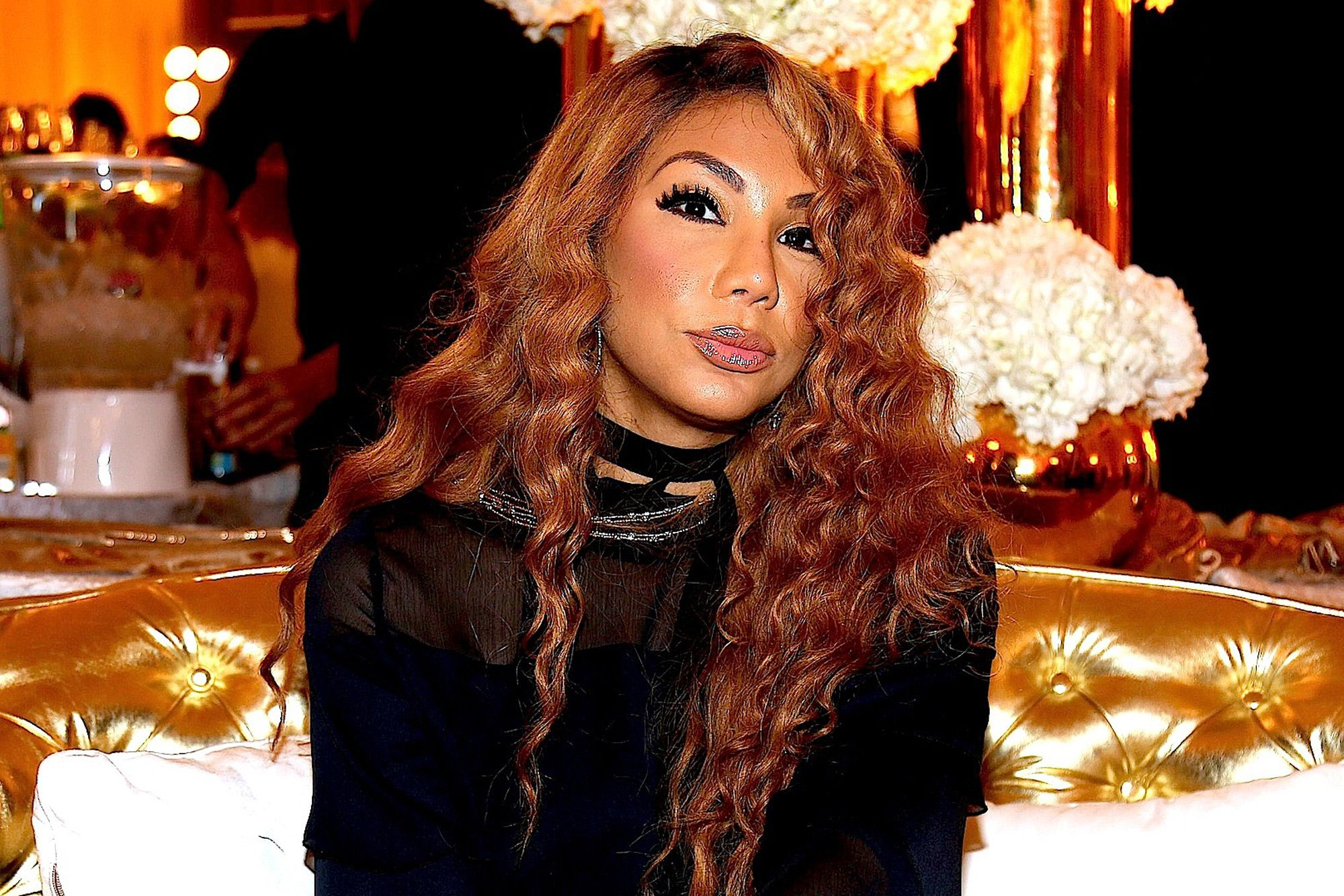 Tamar Braxton's Engagement Video With David Adefeso Has Some Fans Criticizing Her