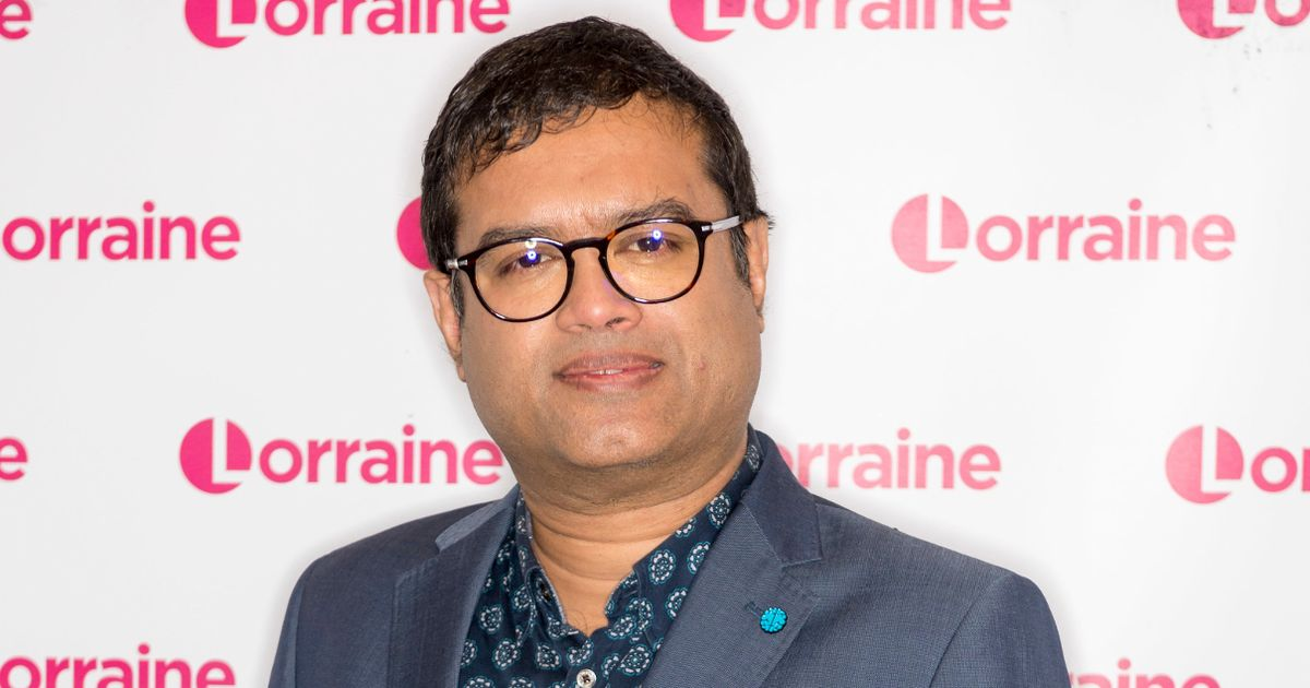 The Chase's Paul Sinha is no longer 'scared' of his Parkinson's diagnosis