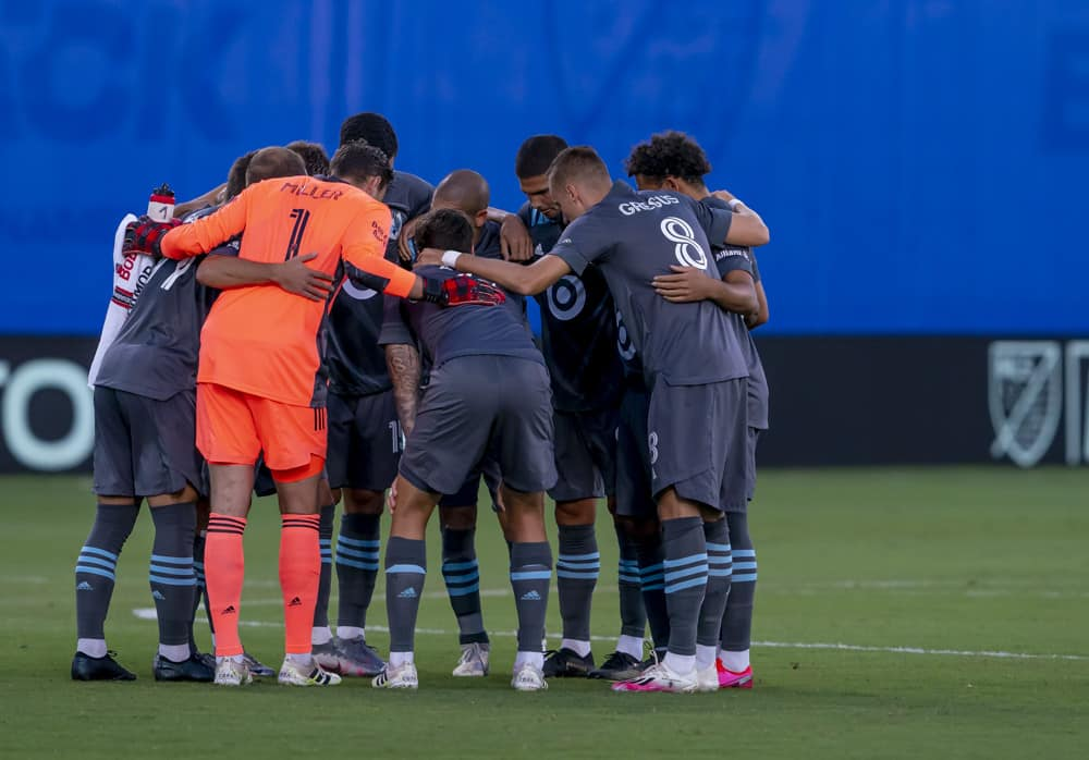 Minnesota United and Portland Timbers Reach the MLS is Back Semifinals, Eliminate Quakes and NYCFC