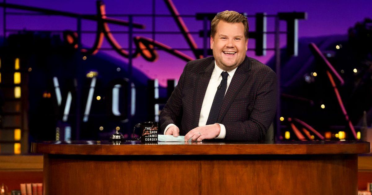 James Corden 'to replace scandal hit Ellen DeGeneres' afternoon talk show slot'