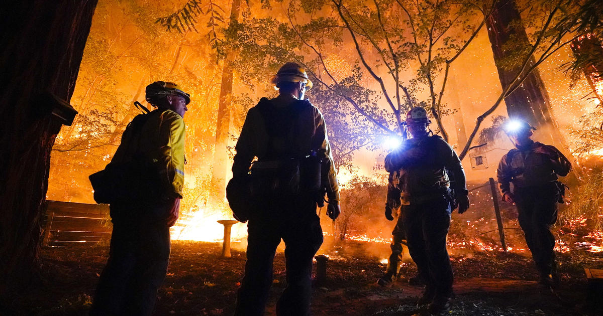 Northern California wildfires scorch more than 1 million acres
