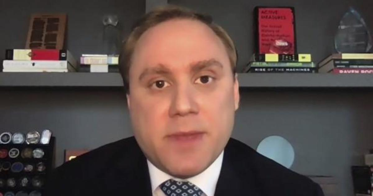 """CrowdStrike co-founder says """"more needs to be done"""" to secure election infrastructure"""