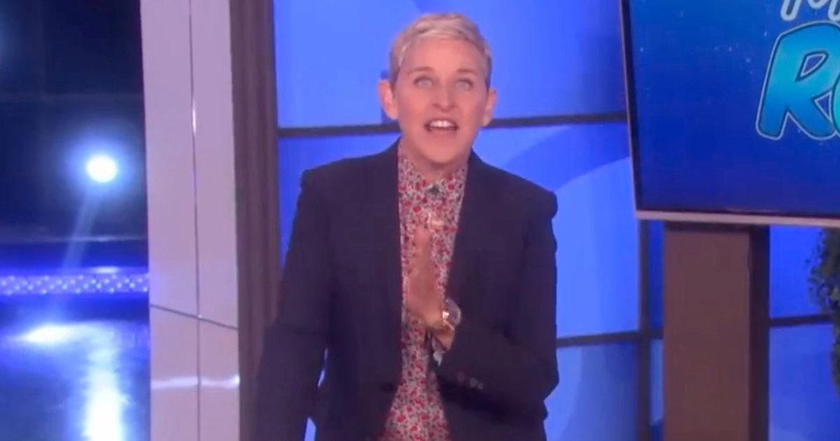 Ellen DeGeneres' ex says people should 'listen' to those who worked with her