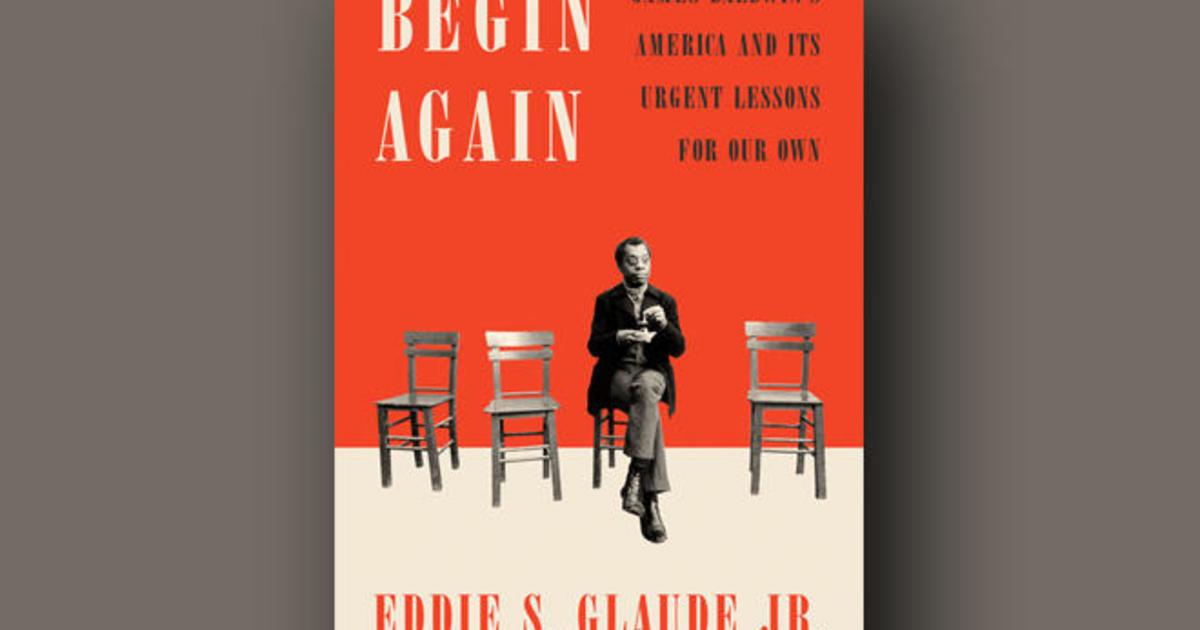 "Book excerpt: ""Begin Again,"" on James Baldwin's America"