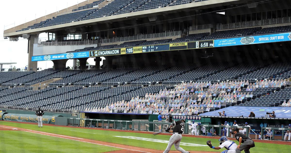 MLB commissioner confident league will get through season