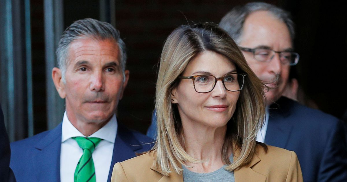 Lori Loughlin sentenced to two months in prison over college admissions scandal