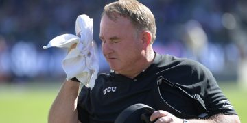 TCU's Gary Patterson apologizes for repeating racial slur