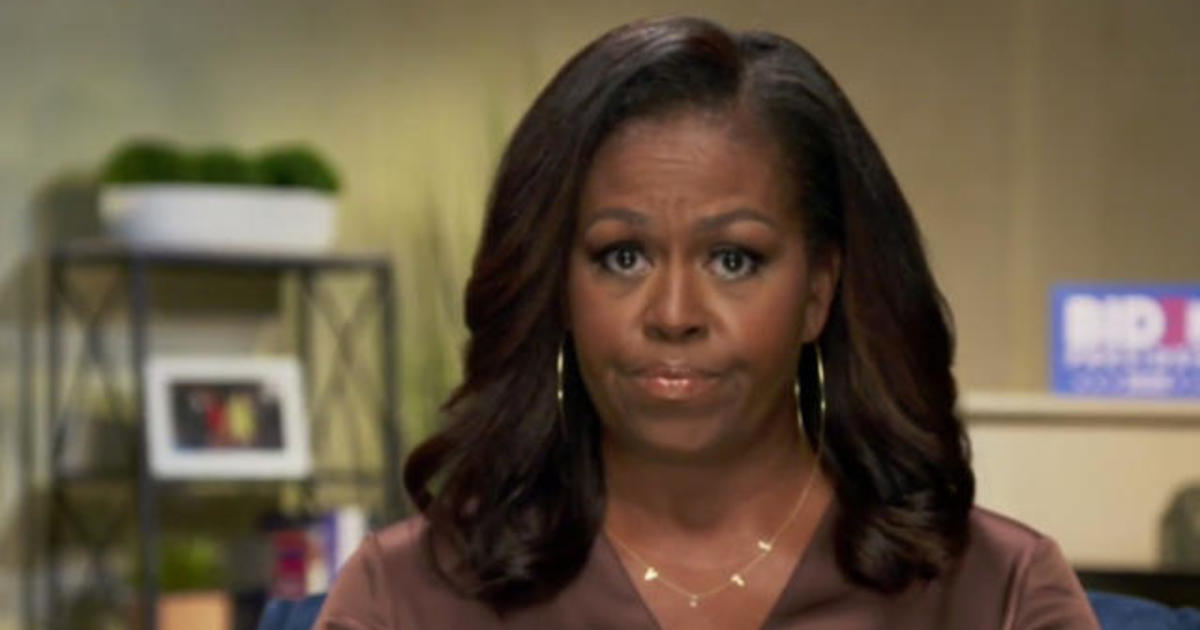 """DNC message from former First Lady Michelle Obama: Biden """"knows what it takes"""""""