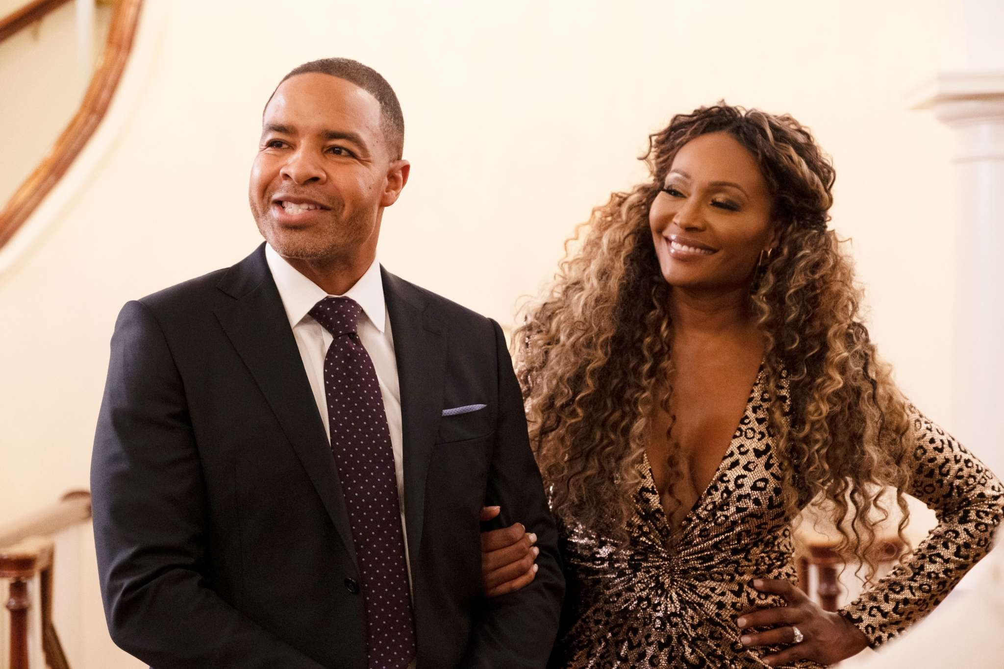 Cynthia Bailey Had A Date Night With Mike Hill – See Their Photos