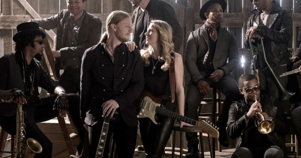 Tedeschi Trucks Band members talk group's start, leaving Allman Brothers