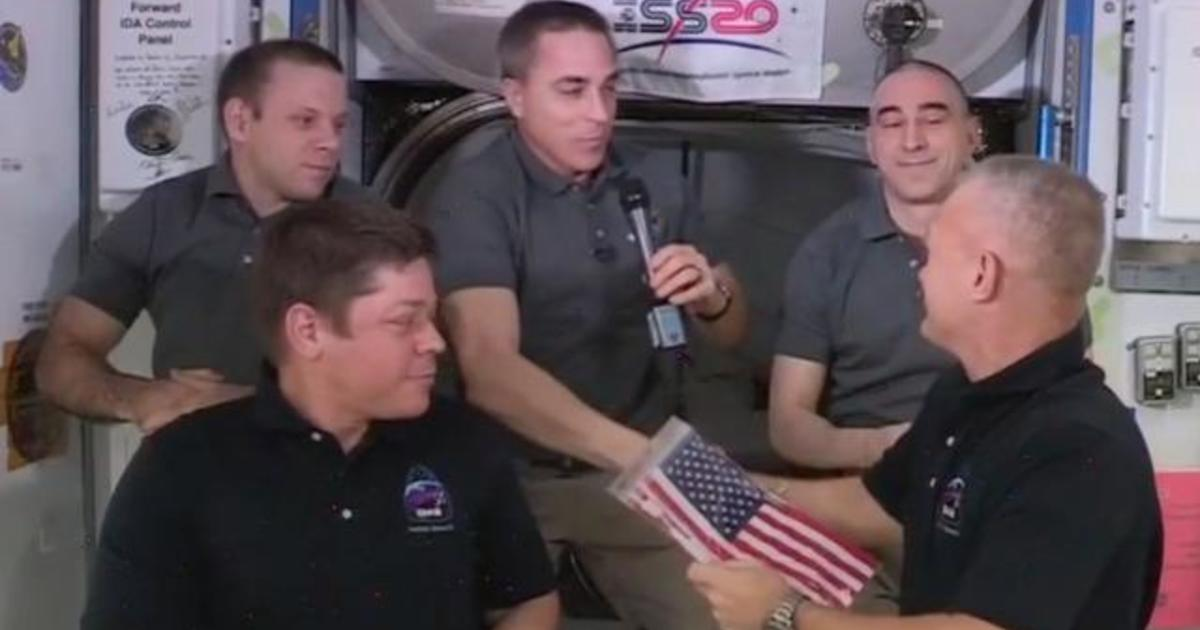 SpaceX astronauts cleared for return despite weather concerns