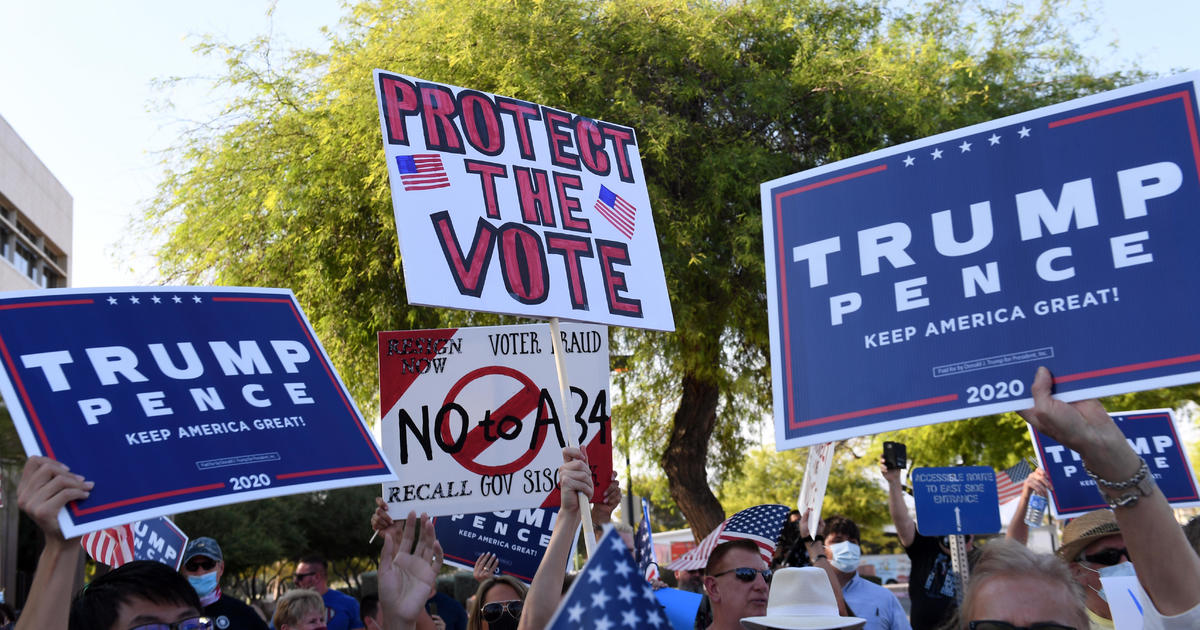 Trump campaign, RNC sue Nevada over expansion of mail-in voting