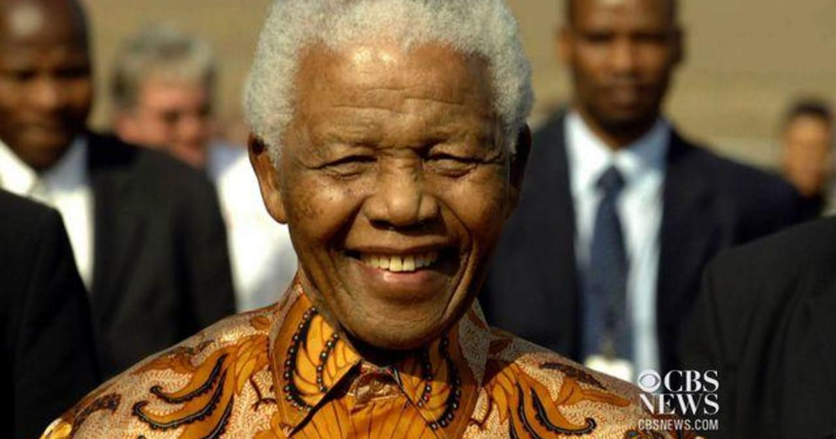 Nelson Mandela's death brings world leaders to one stage