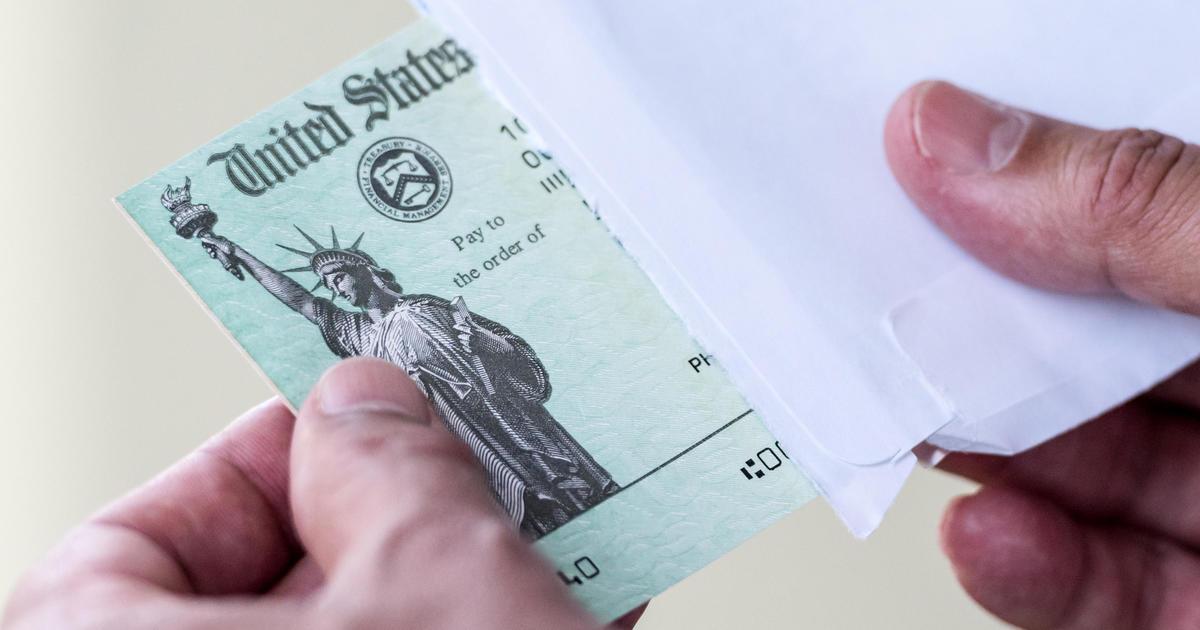 IRS: Up to 9 million people need to claim stimulus checks