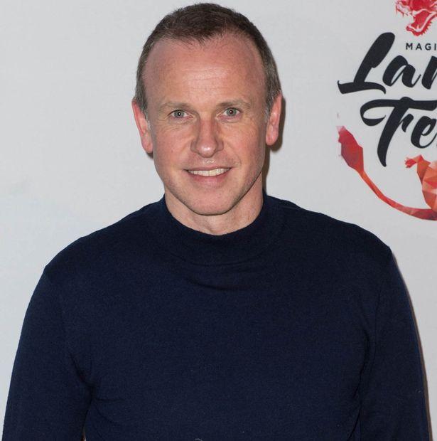Tim Lovejoy