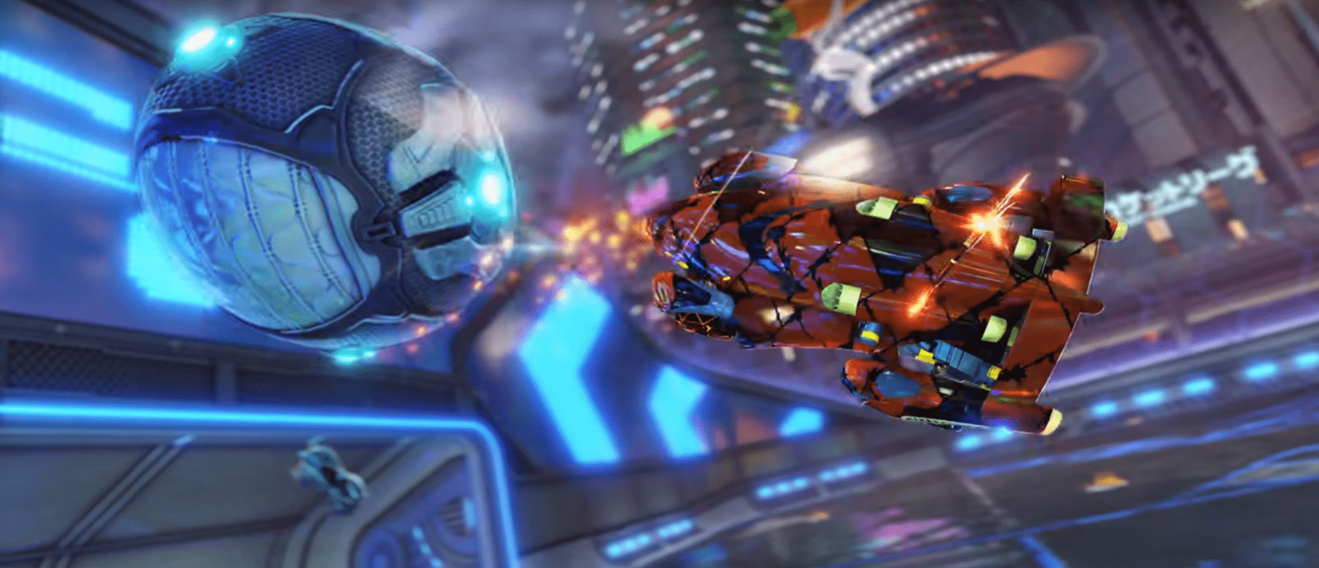 Rocket League Is Finally Ready To Begin Their Free To Play Launch On Epic Games, September 23