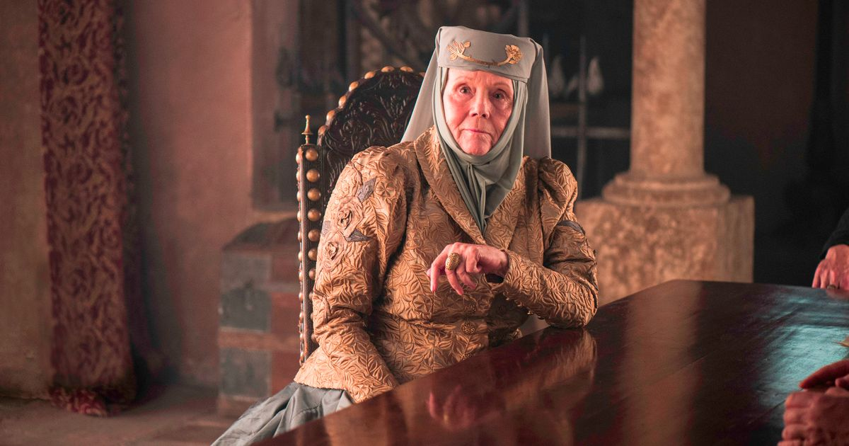 Legendary Game Of Thrones star Diana Rigg dies aged 82