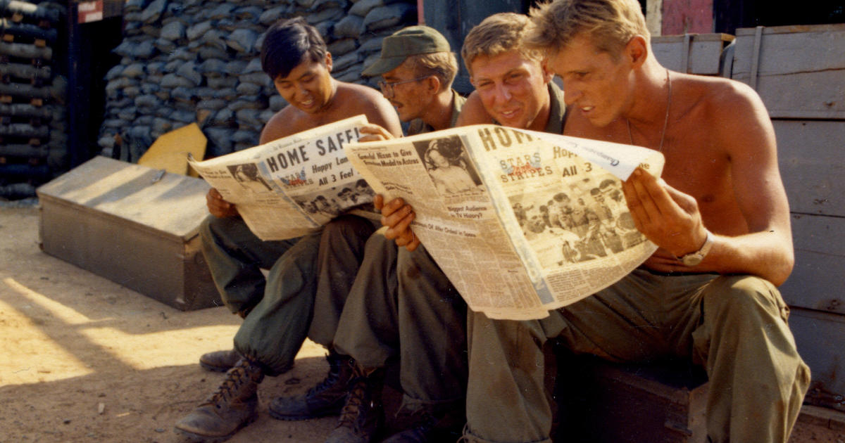 Pentagon rescinding order to shutter Stars and Stripes newspaper