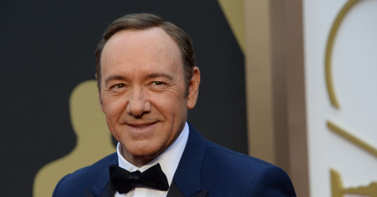 Kevin Spacey sued by Star Trek's Anthony Rapp for alleged sexual offence at 14