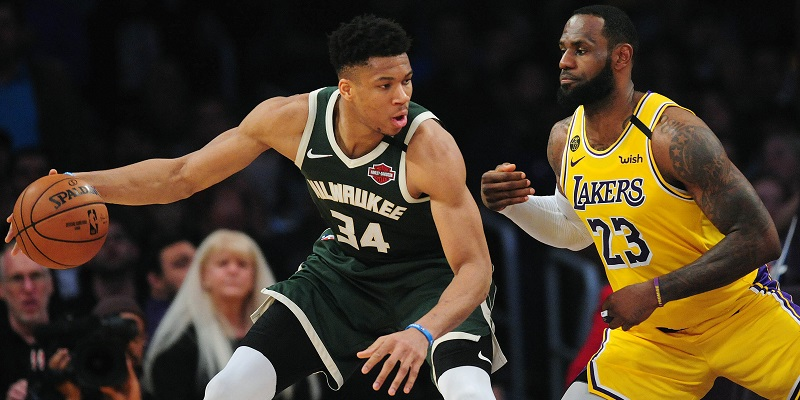 LeBron, Giannis unanimously selected to All-NBA First Team