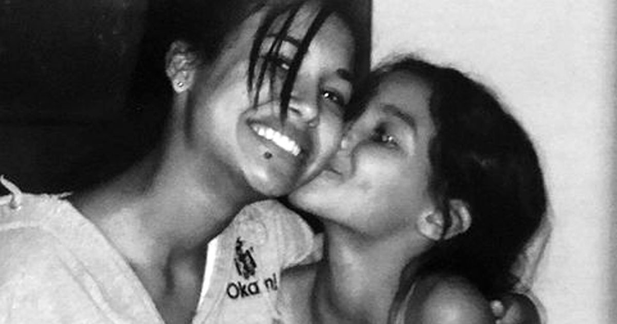 Naya Rivera's sister breaks silence after moving in with tragic star's husband
