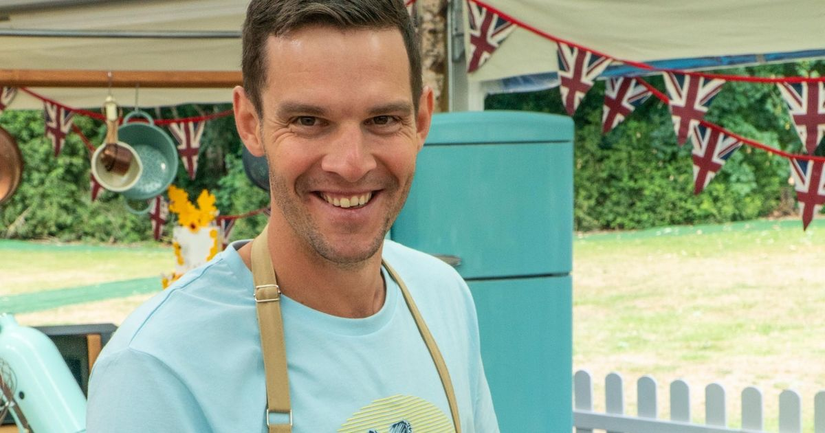 Bake Off's Dave Friday to become a dad as he shares snap of pregnant partner